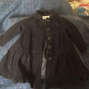 Baby pea coat